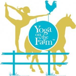 Yoga on the farm logo