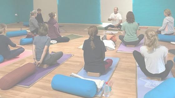 Yoga on the Farm Workshops